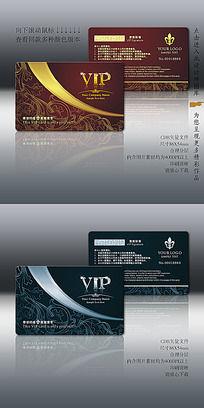 奢华高档VIP卡