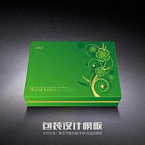 绿色化妆品包装盒