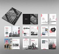 企业建筑画册