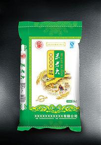 米老大包装米袋设计