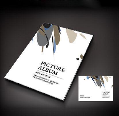 原创设计稿 画册设计/书籍/菜谱 封面设计 抽象艺术画册封面  请您图片