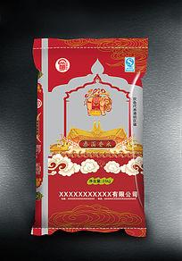 泰国香米包装袋素材