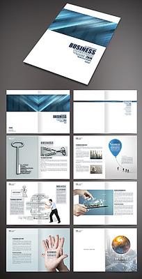 商业画册设计模板