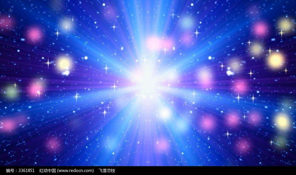 v素材稿素材片尾/光线模板/ae片头粒子|背景|蓝色视频动态视频特效procreat绘制渐变如何图片