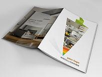 装饰公司画册封面设计