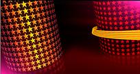 流动光束动态视频背景
