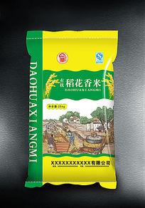 大米包装袋稻花香