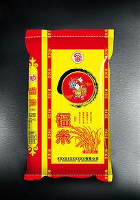 福米包装袋设计