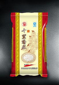 十里香大米袋子