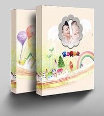 儿童画册封面