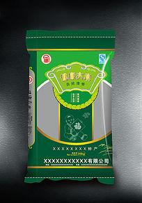 健康大米食品包装袋