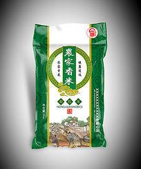 农家香米包装袋