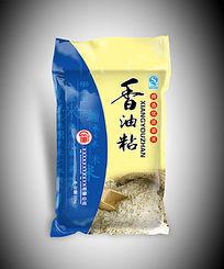 香油粘大米包装设计