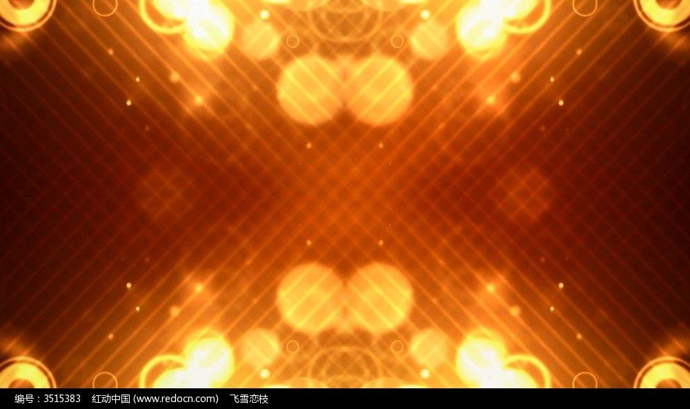 黄色全裸视频_金黄色梦幻背景柔美视频背景素材