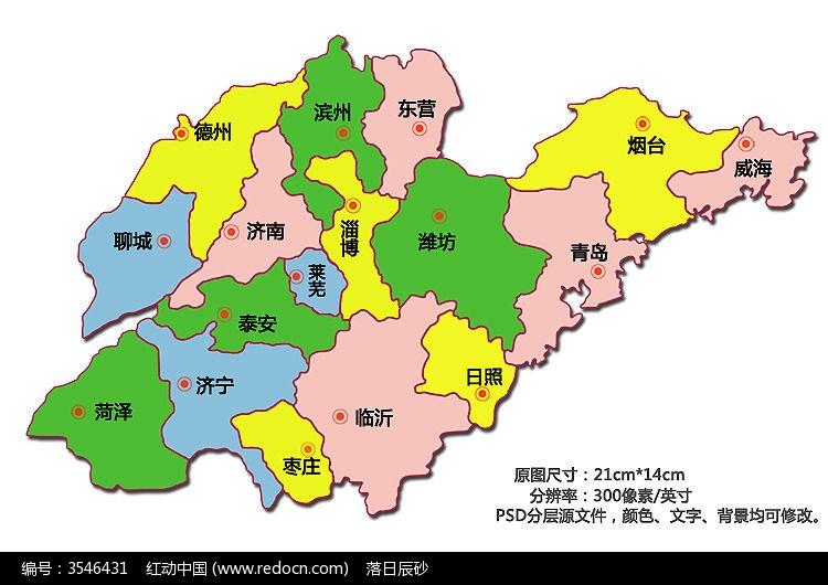 潍坊地图 潍坊地图全图 山东地图