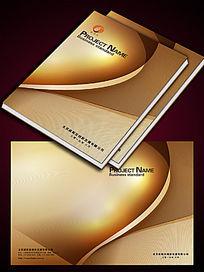 金色经典心型封面