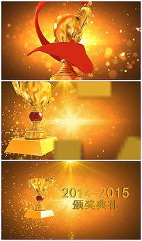 2015年度颁奖片头视频模板