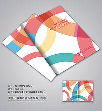 时尚产品画册封面模板