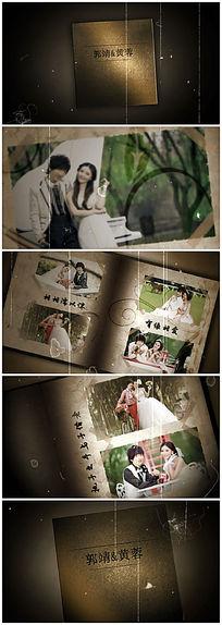 结婚周年纪念视频电子相册