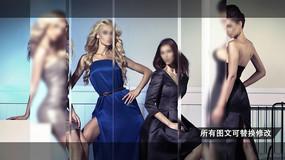 时尚动感宣传展示AE模板