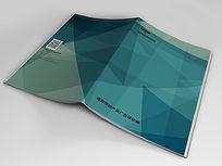 时尚简洁画册封面PSD