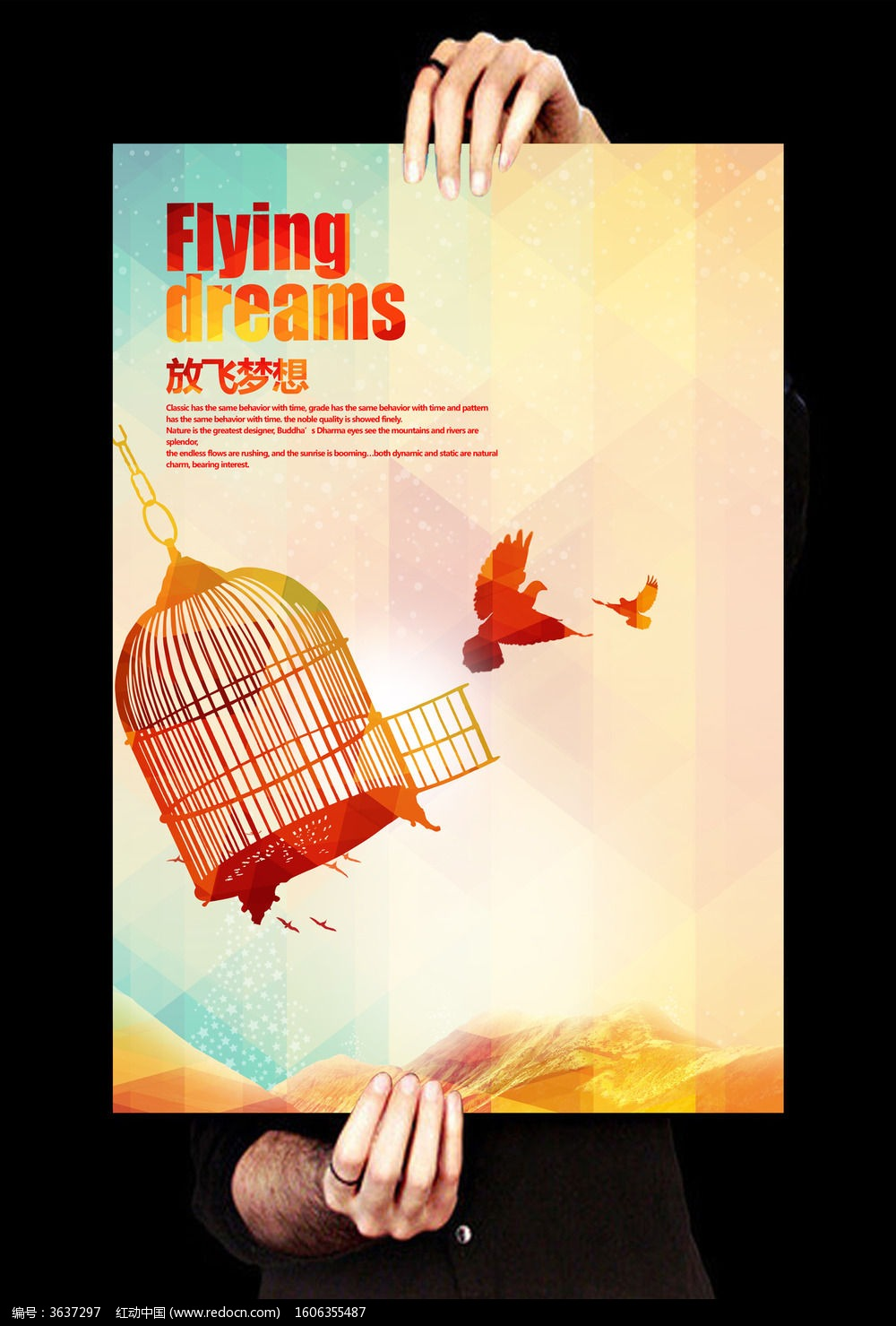 创意设计 炫彩 色彩 时尚 创意 创新 放飞 飞翔 自由 年轻梦 放飞梦想图片