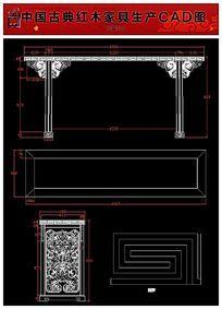 cad桌子平面图桌子_cad图片平面图设计素材坡口cad图图片