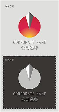 太阳能能源公司标志