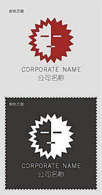 太阳神太阳能企业标志