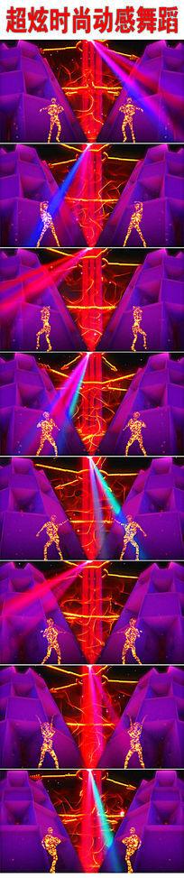 超炫动感酒吧舞蹈视频素材 mov