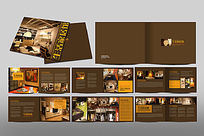 家居装饰画册版式设计