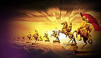 十大风尚骑士荣誉策勋素材