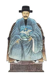 王船山画像 PSD