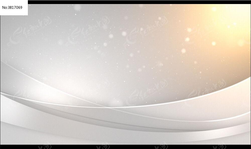 视频背景_光点动态视频背景