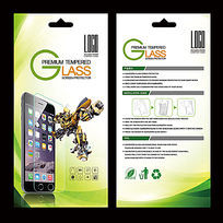 iphone6手机钢化膜包装