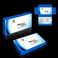 简约电子产品包装设计