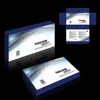 8款 科技产品包装设计psd下载