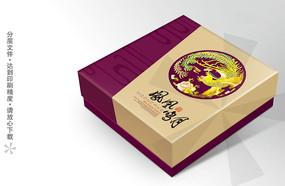 凤凰鸣月酒店月饼礼盒