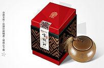 古树红茶叶包装礼盒