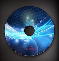 8款 CD光盘封面psd下载