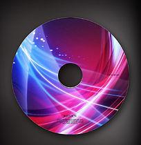 晚会演出纪念光盘封面设计