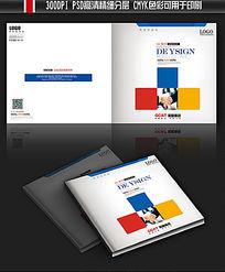 企业文化画册封面设计模板