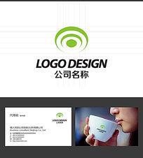 环形LOGO标志设计