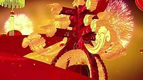 歌曲欢天喜地大拜年2015羊年春晚开场舞蹈视频