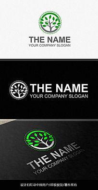 树元素LOGO标志(原创出售)