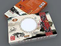 蟹黄酥包装盒