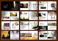 回忆录画册设计 CDR