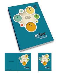 10款 儿童书籍封面设计PSD下载