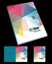 印刷广告公司封面设计