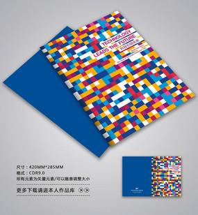 服装画册封面设计